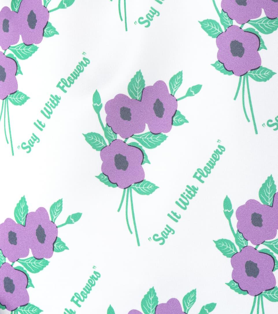 Rosie Assoulin Printed Top