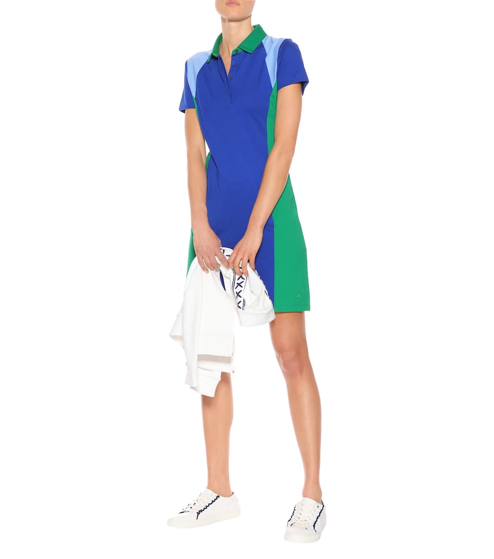 Tory Polo Sport With A Cotton-share