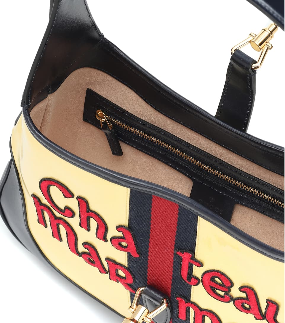 7a337ec6ef8 Jackie Gg Shoulder Bag - Gucci | mytheresa