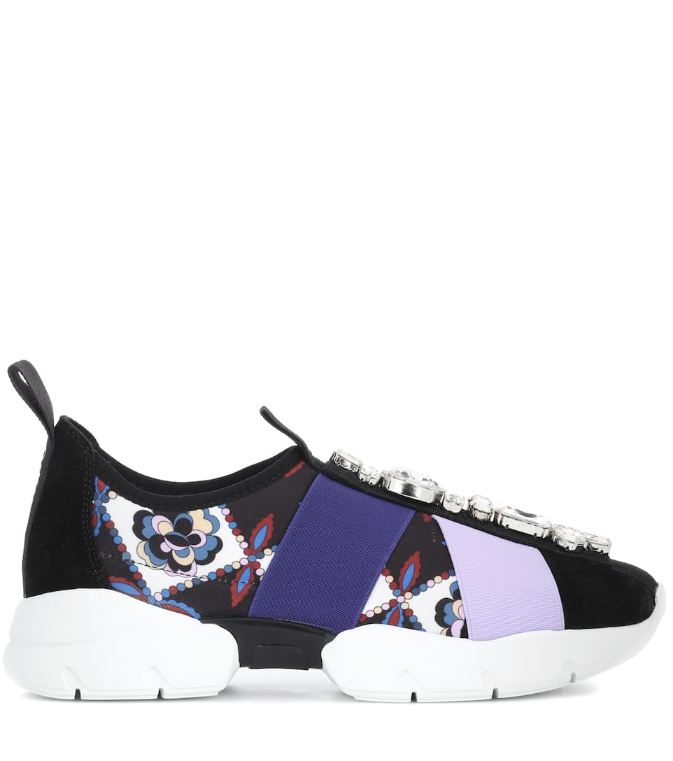 Emilio Pucci Sneakers With Ornament