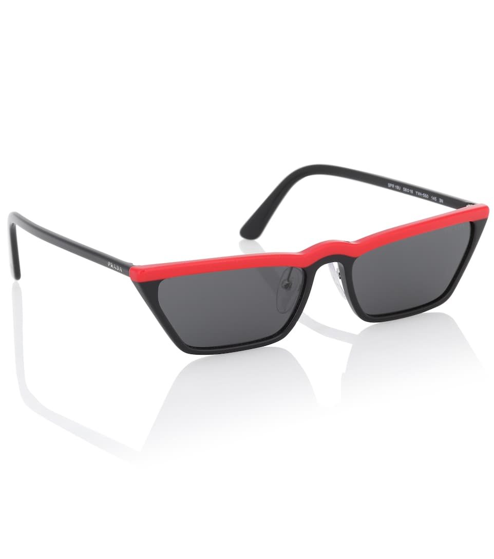 94a4b37e6d Ultravox Sunglasses - Prada