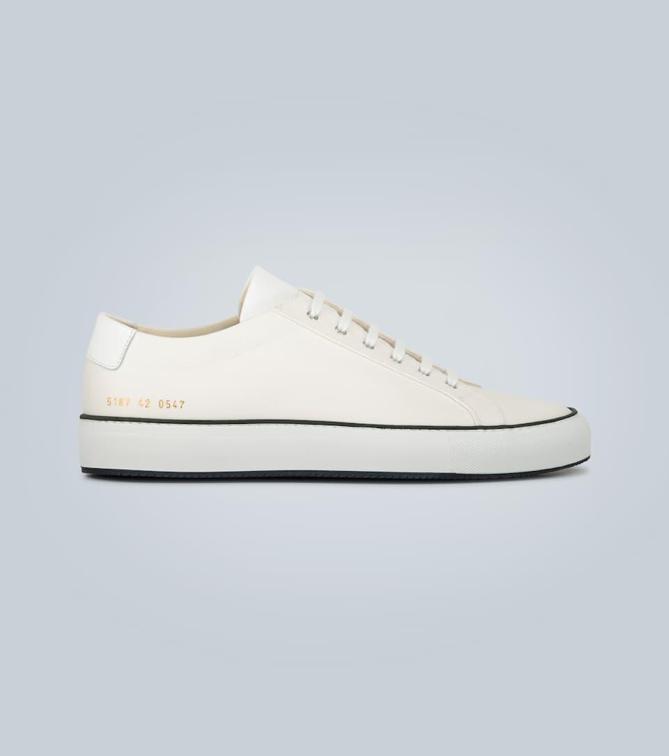 Achilles Canvas Sneakers | Common