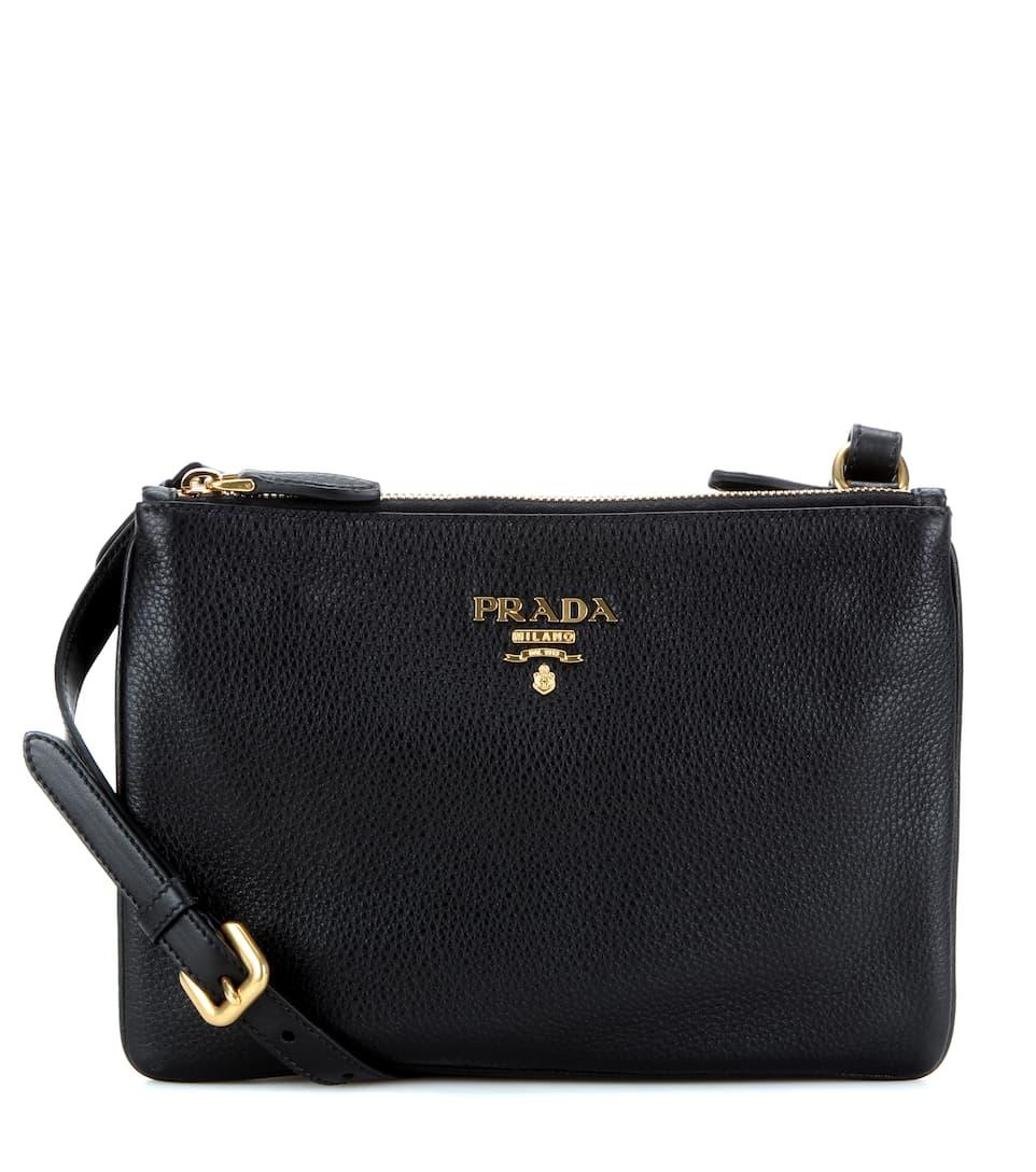 Prada Crossbody-Tasche Daino Small aus Leder