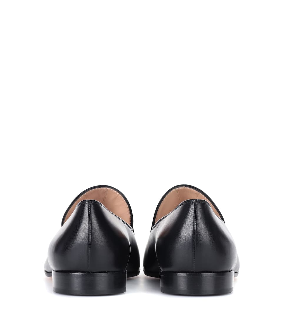 Gianvito Rossi Loafers Marcel From Smooth Leather
