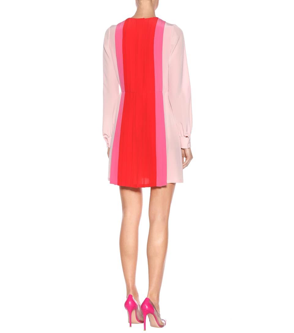 Valentino Minikleid aus Seide