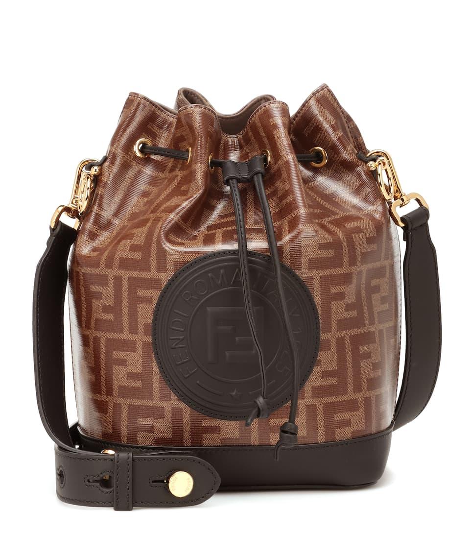 Mon Tresor Bucket Bag by Fendi