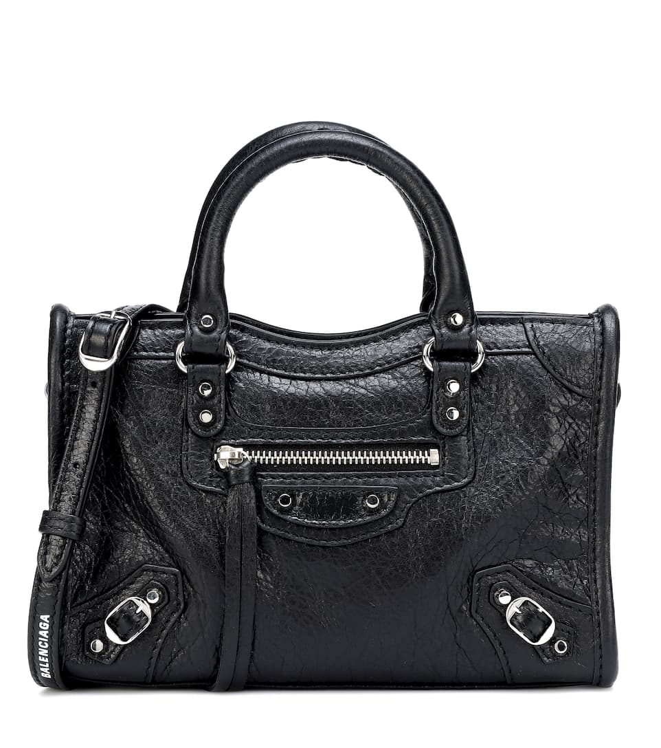 677bec741a07 Classic City Xs Leather Tote - Balenciaga