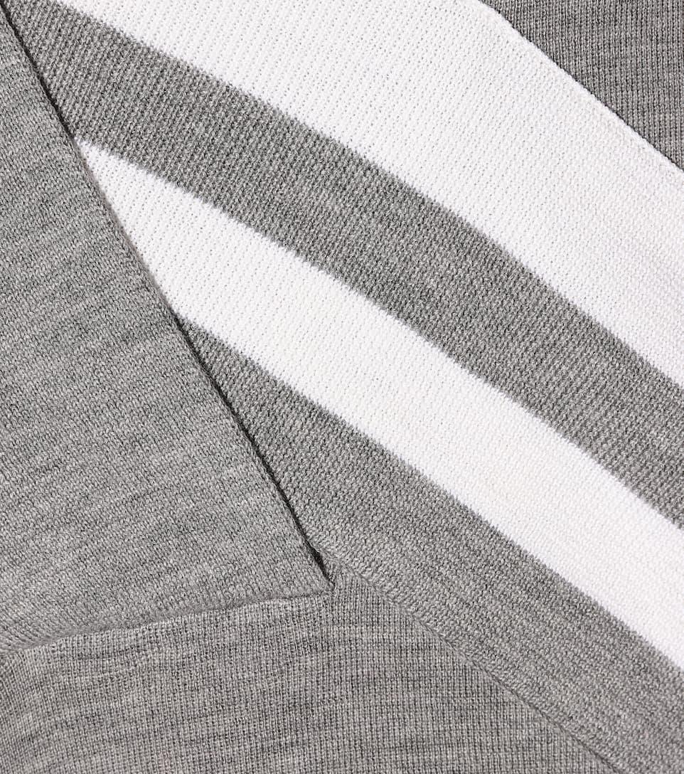 Rag & Bone Oversize-Pullover aus Wolle