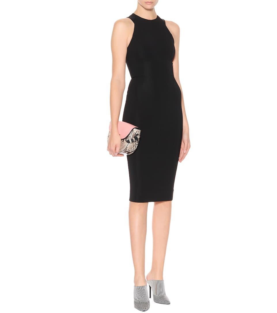 Victoria Beckham Ärmelloses Kleid