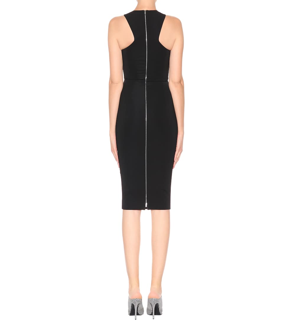 Online-Shopping Günstig Online Victoria Beckham Ärmelloses Kleid Breite Palette Von Heißen Verkauf Online-Verkauf usDvy