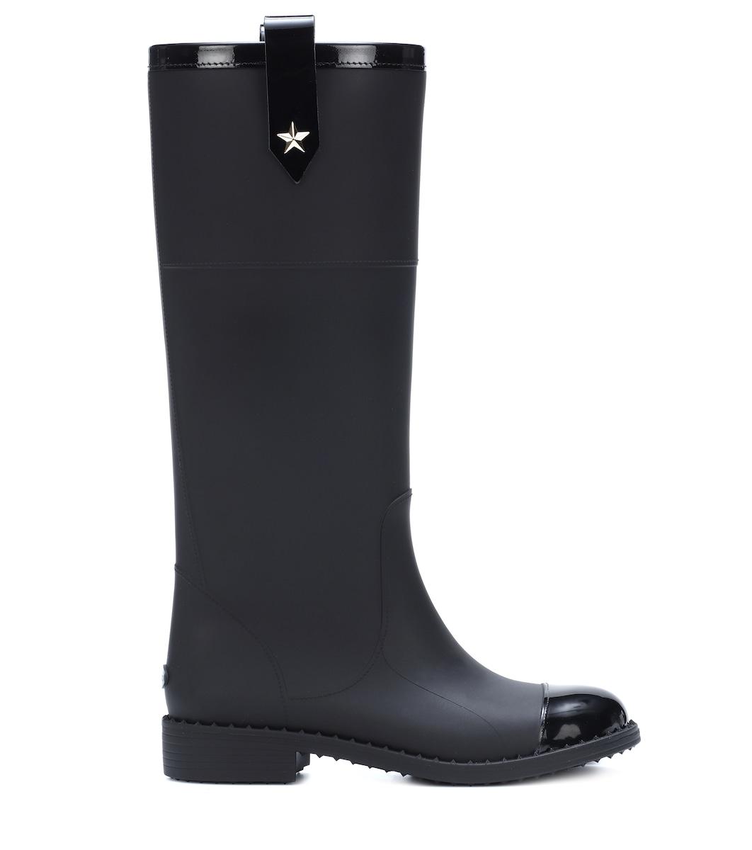 4f756d89055 Edith Rubber Boots | Jimmy Choo - mytheresa