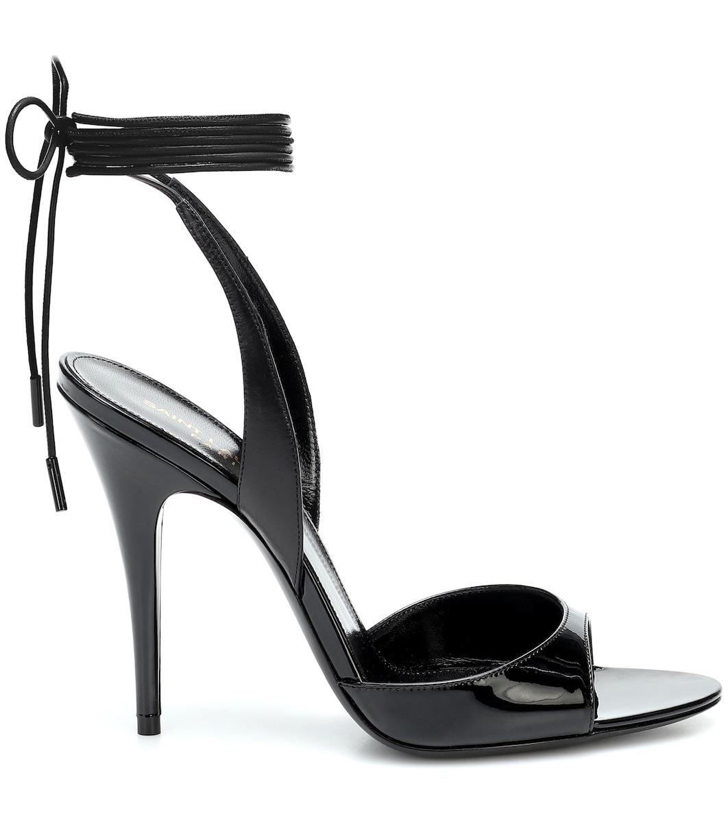 Anouk 110 patent leather sandals