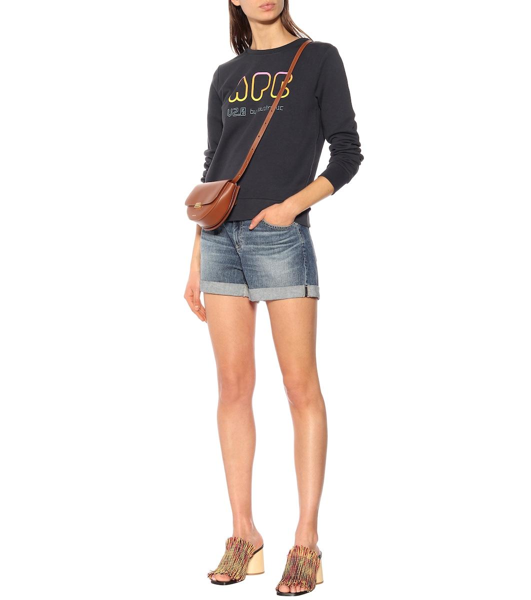 e5826fbc06 The Hailey Ex-Boyfriend Shorts - AG Jeans   mytheresa.com