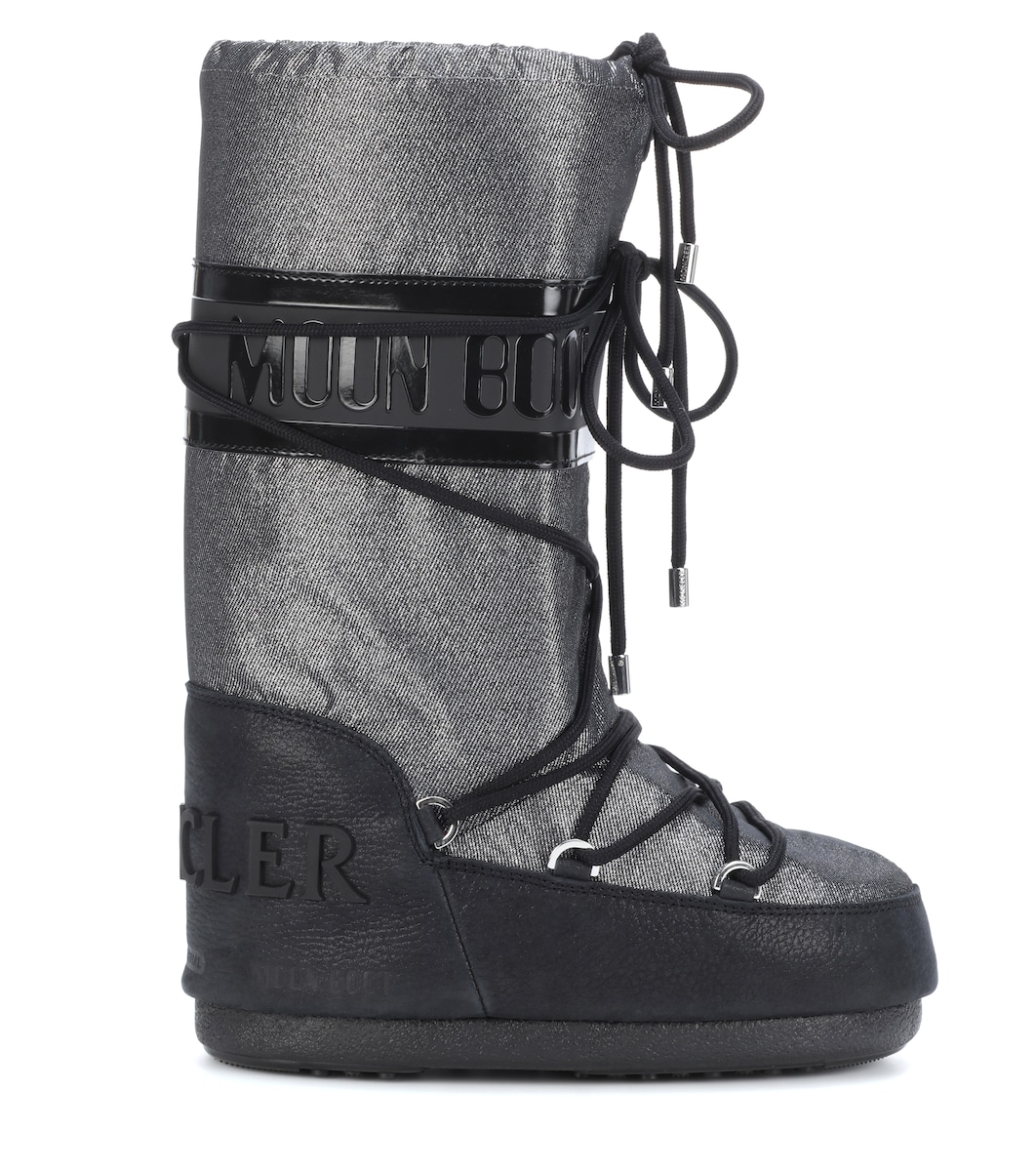 ffc728a29 X Moon Boot ® Ankle Boots - Moncler | mytheresa.com