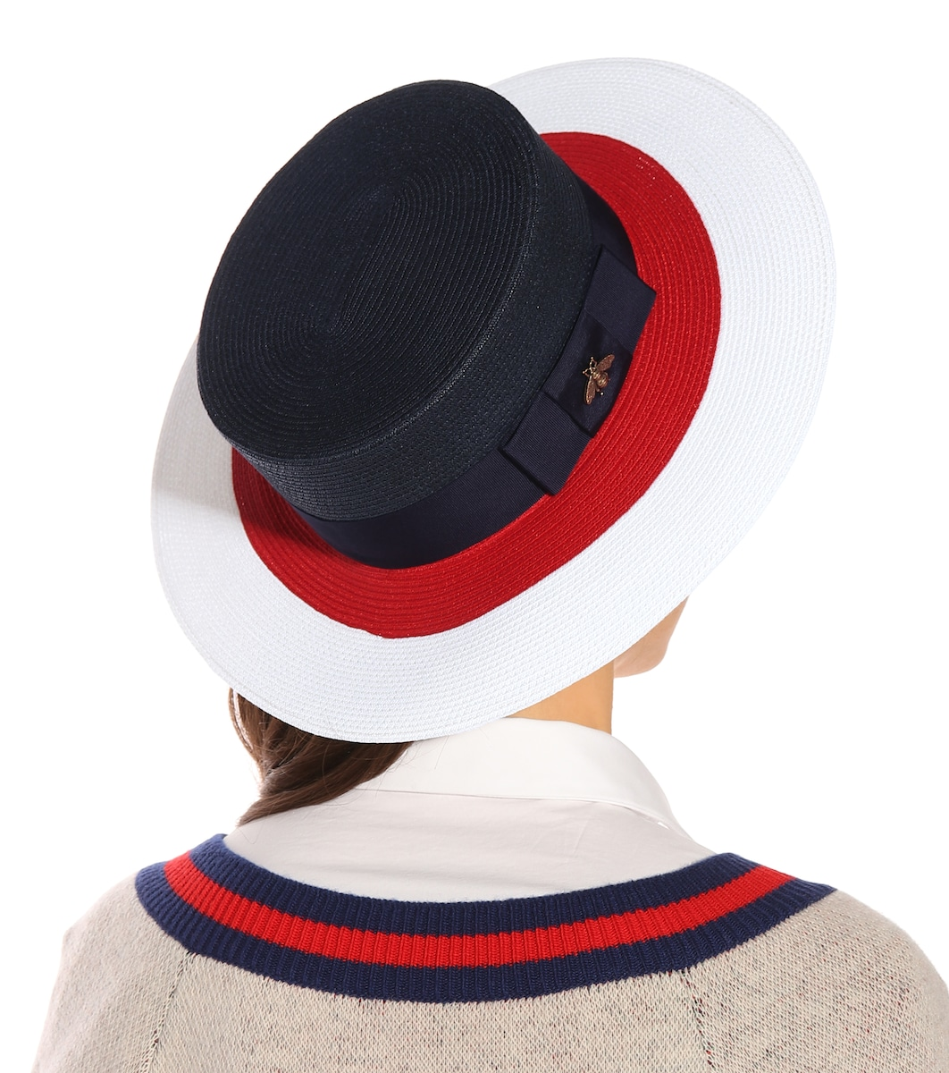 9bcbe5130dfcb Gucci - Papier wide brim hat