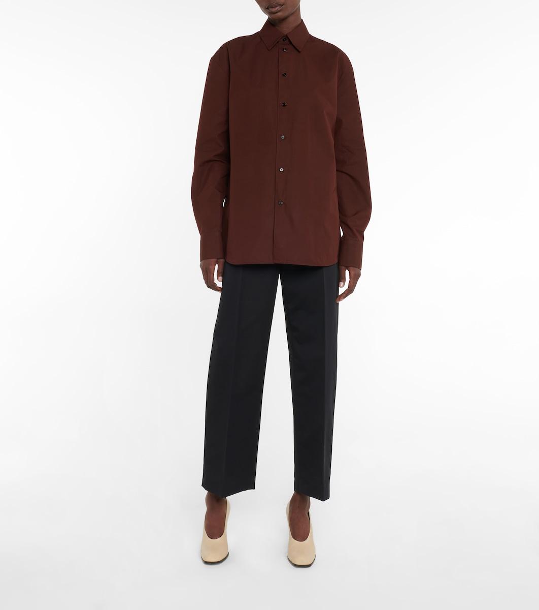 JIL SANDER Dark Green 100/% Wool Tunic Dress Size US 6