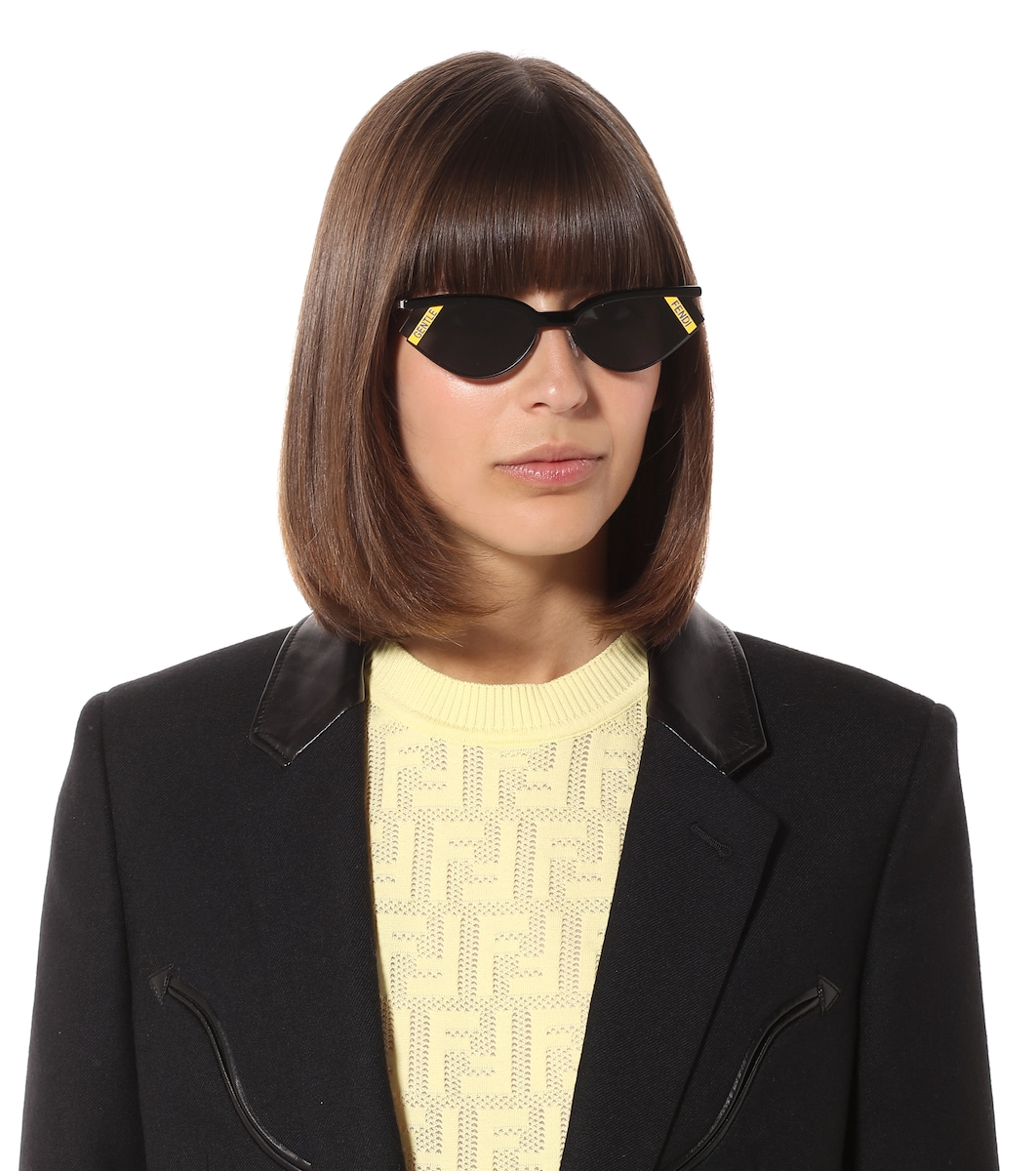 088b6a51b8fc Gentle Fendi No. 1 Sunglasses | Fendi - Mytheresa