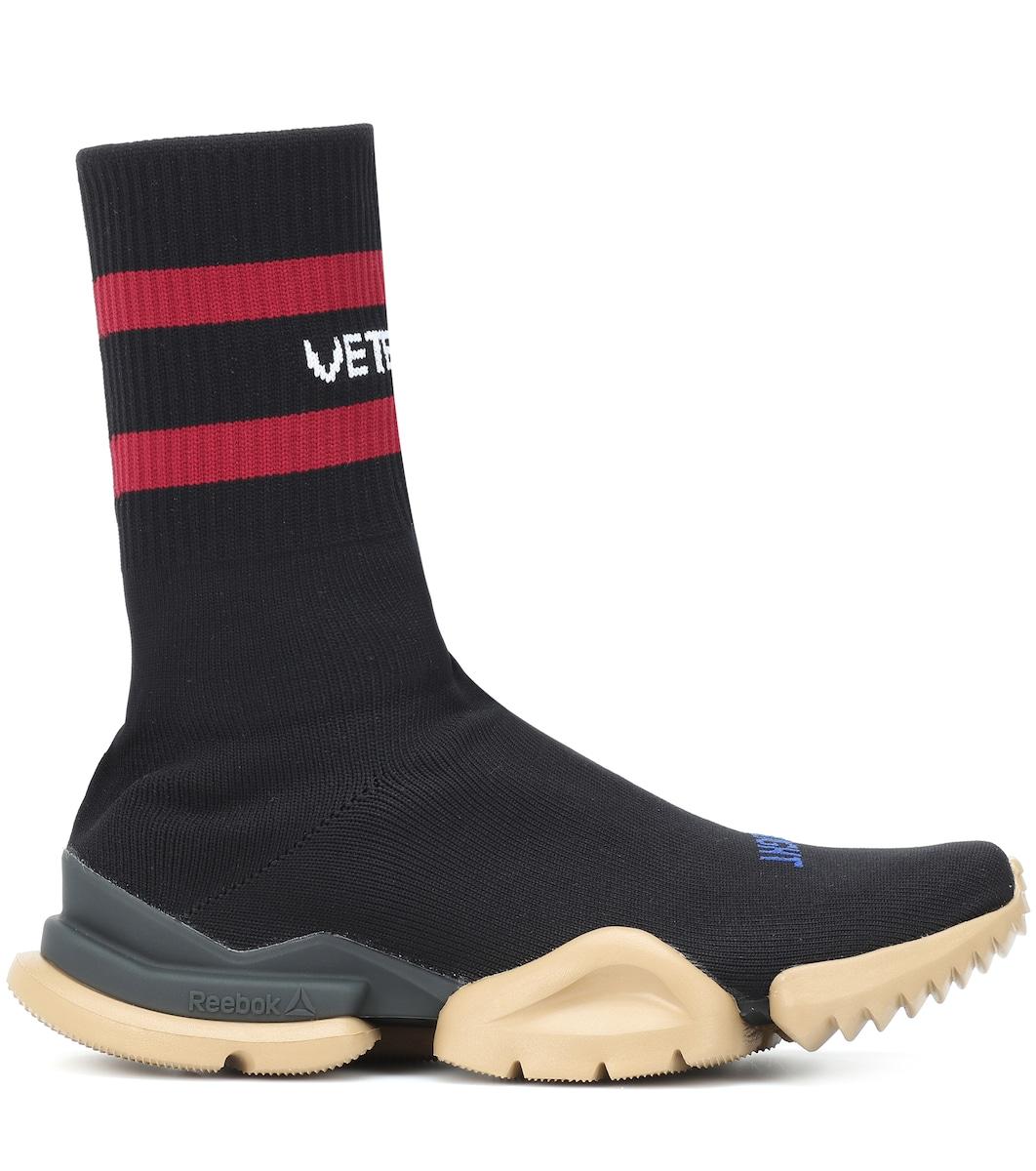 X Reebok Classic Sock Sneakers Vetements |