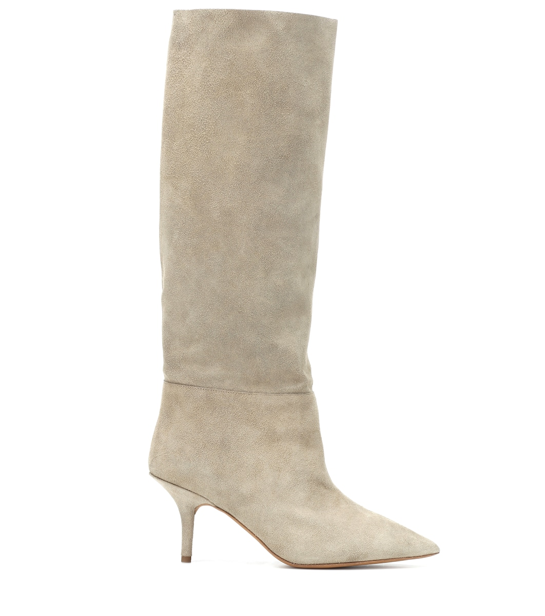 hot-selling genuine 100% authentic fashion style Suede knee-high boots (SEASON 7)