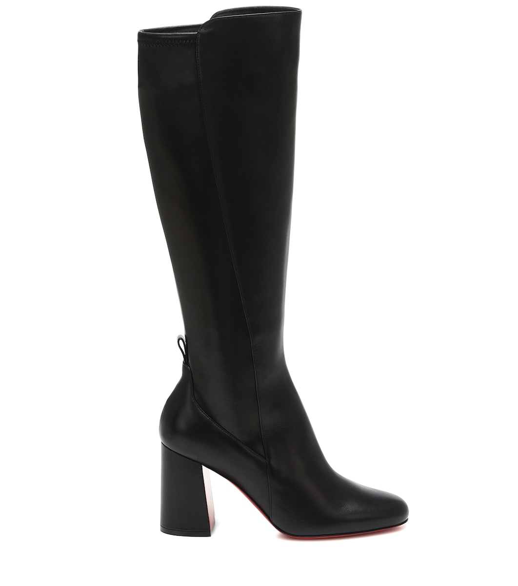Kronobotte Knee-High Leather Boots