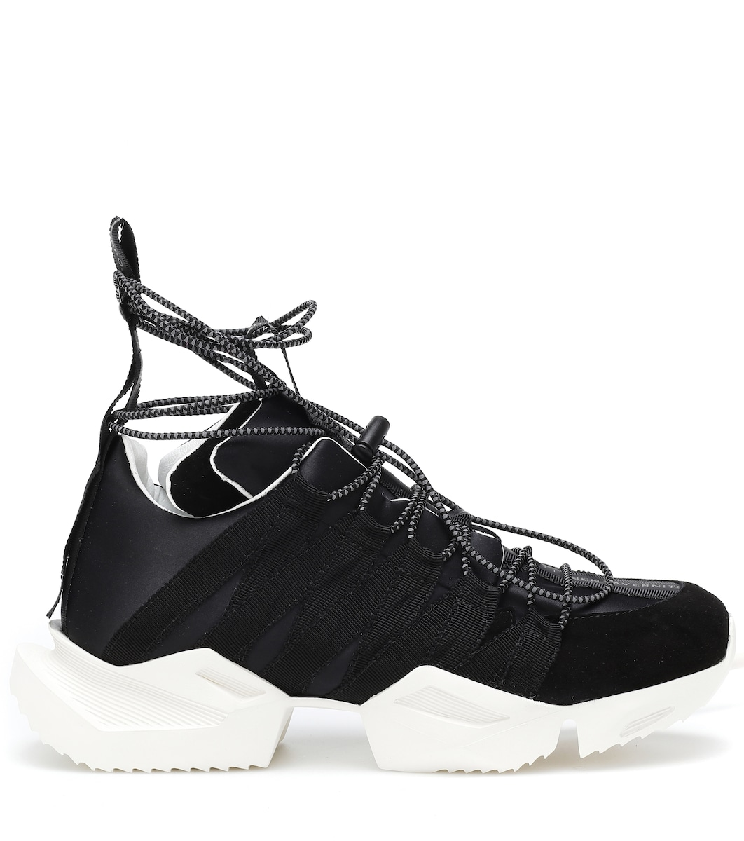 Suede TessutoMytheresa Sneakers Unravel In E zMpLSjqUVG