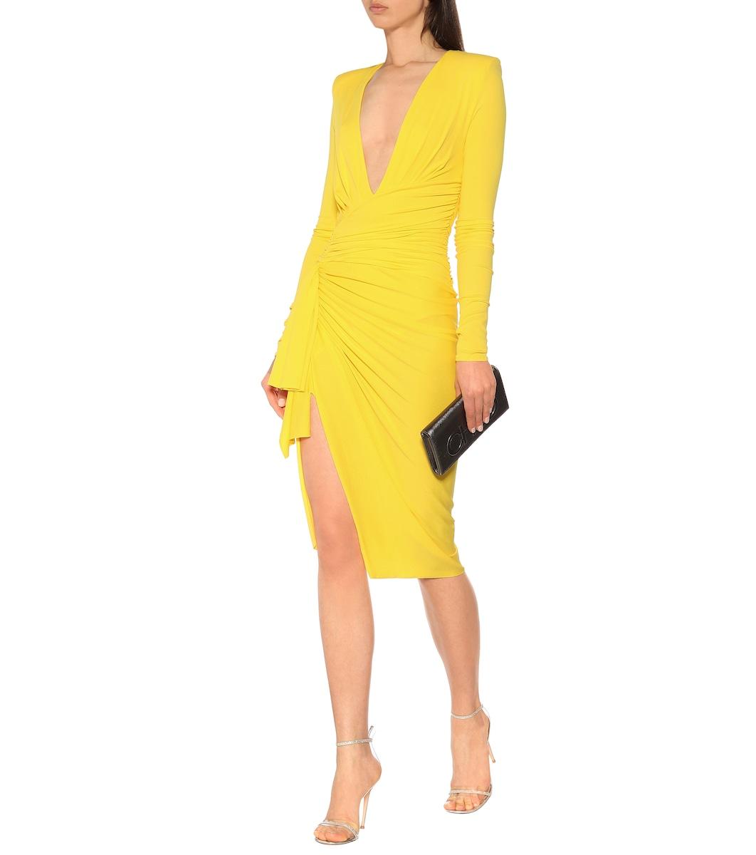 80bb1b70 Ganni Wrap Effect Floral Print Satin Maxi Skirt