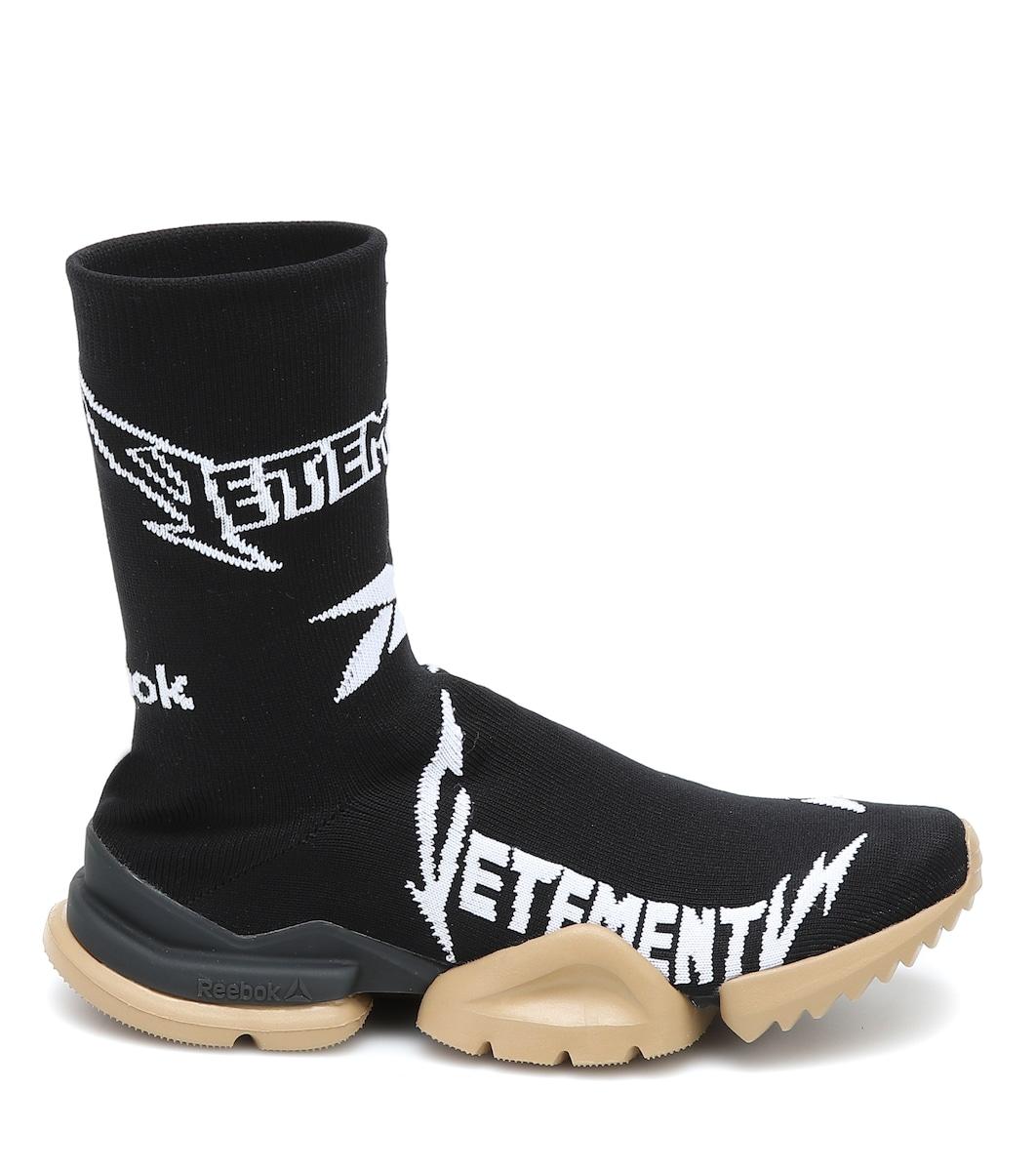 X Reebok Sock Runner Sneakers