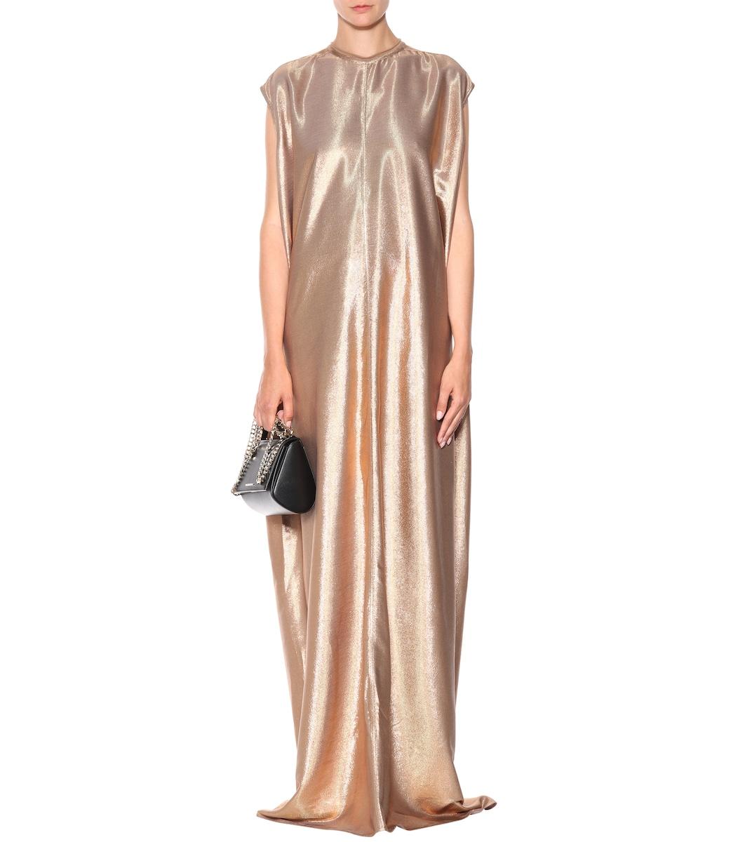 43b1b0d69 Rick Owens - فستان سهرة لاميه | Mytheresa