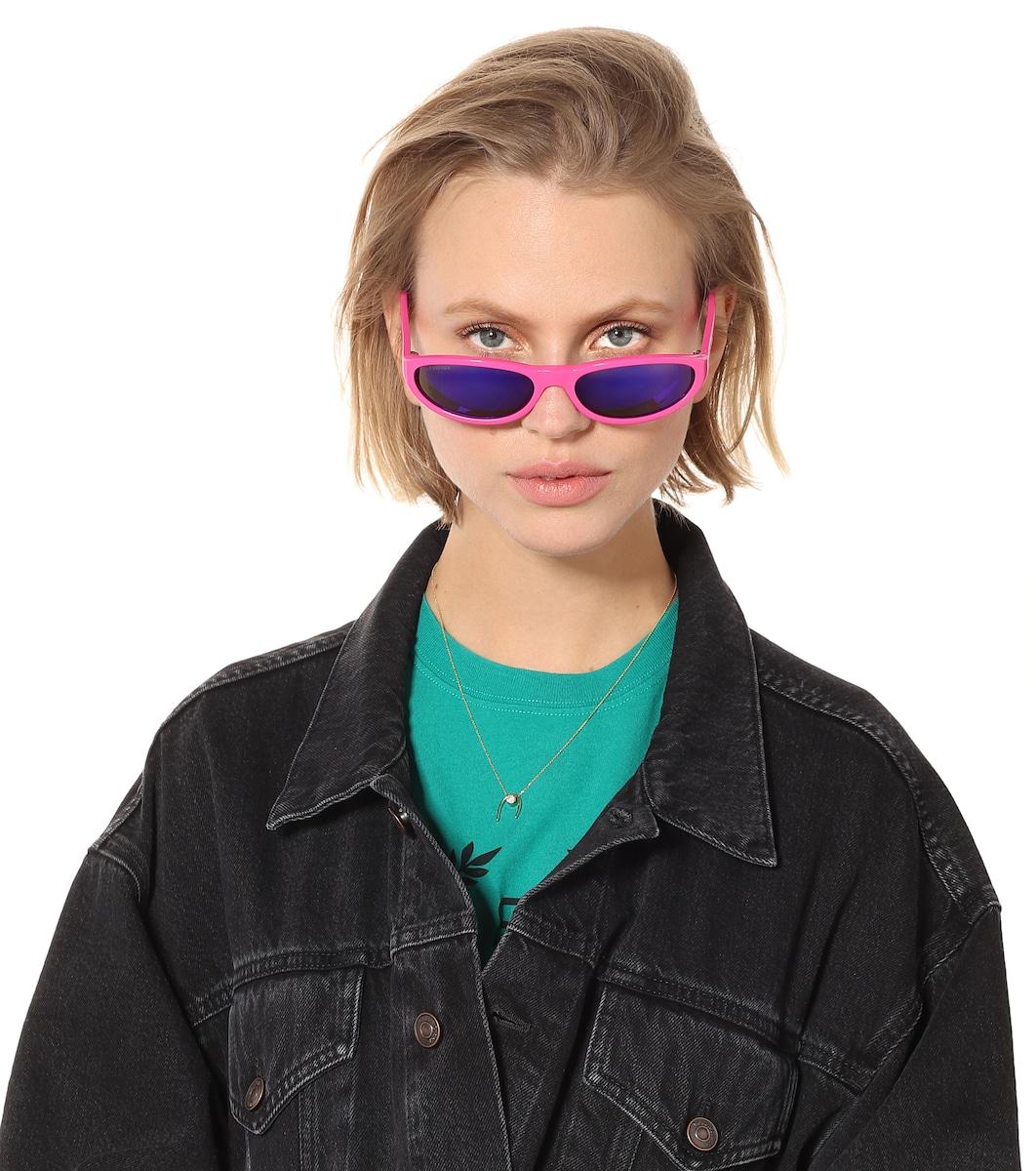 b432a818d7 Neo Round Sunglasses - Balenciaga