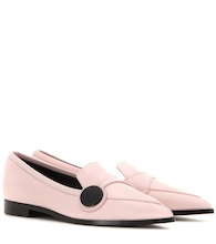 Carnaby patent leather loafers