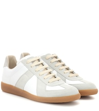 Sneakers Replica in pelle e suede