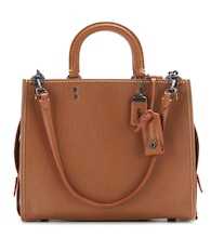 Rogue leather tote