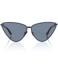 Luxe Nero cat-eye sunglasses