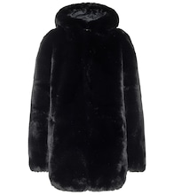 Furina faux fur coat