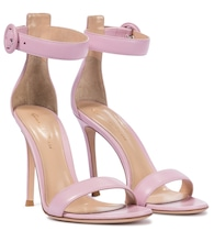 Portofino 105 leather sandals