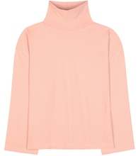 Lorna cotton turtleneck sweater