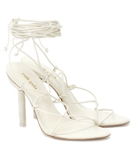 Exclusive to Mytheresa – Soleil suede sandals