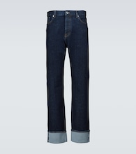 Selvedge denim jeans