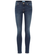 The Skinny B(AIR) mid-rise jeans