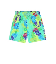 Jim Gecko swim trunks