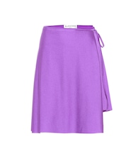Ice Skater wrap skirt