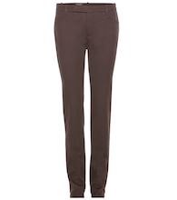 Barny cotton-twill trousers