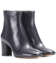 Ritza leather ankle boots