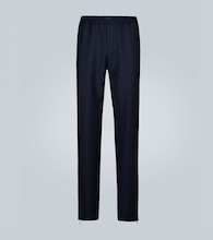 Exclusive to Mytheresa – Valentino wool-mohair blend pants