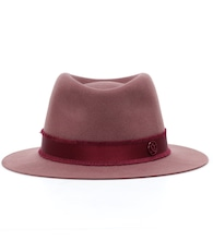 Andre wool felt trilby hat