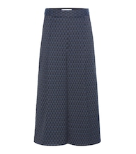 Holly wide-leg culottes