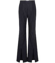 Chavela cotton flared pants