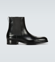 Edgar leather Chelsea boots