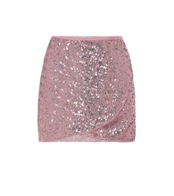 Exclusive to Mytheresa – Marilyn sequined miniskirt