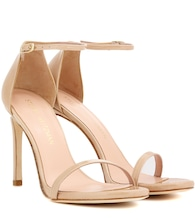 Exclusive to mytheresa.com – Nudistsong patent leather sandals